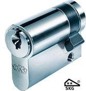 BKS halve cilinder 45/10 SKG **