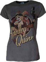 Harley Quinn dames shirt Bombshell Suicide Squad maat XXL
