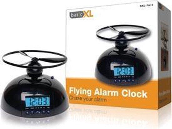 Basic XL, Vliegende Alarm Klok