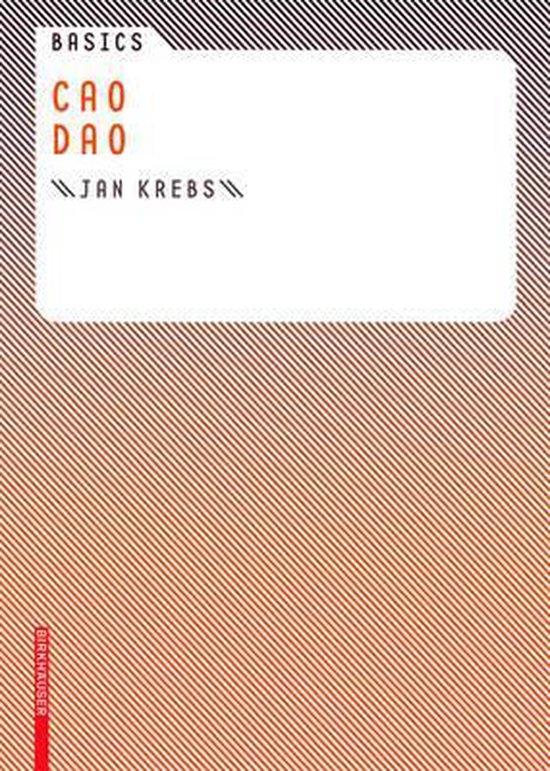 Cover van het boek 'Basics CAO/DAO'