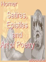 Satires, Epistles and Art of Poetry