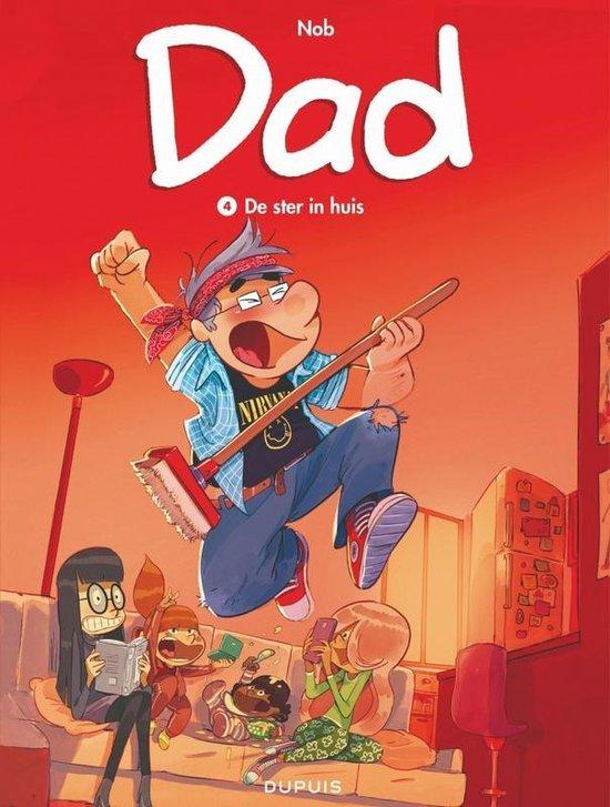 Dad 04. de ster in huis - Nob  