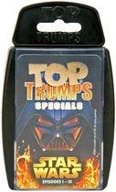 Top Trumps Specials Star Wars 1-3