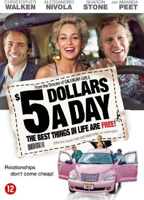Cover van de film '5 Dollars A Day'