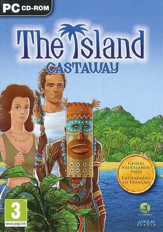 The Island Castaway Windows CD-Rom