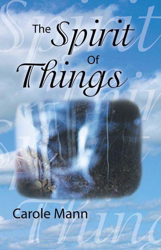 Omslag van The Spirit of Things