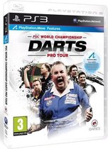 PDC World Championship Darts Pro Tour (PlayStation Move)