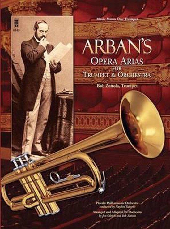 Arban's Opera Arias for Trumpet & Orchestra