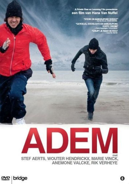 Cover van de film 'Adem'