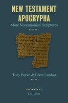 Boek cover New Testament Apocrypha van Tony Burke