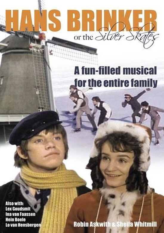 Cover van de film 'Hans Brinker'