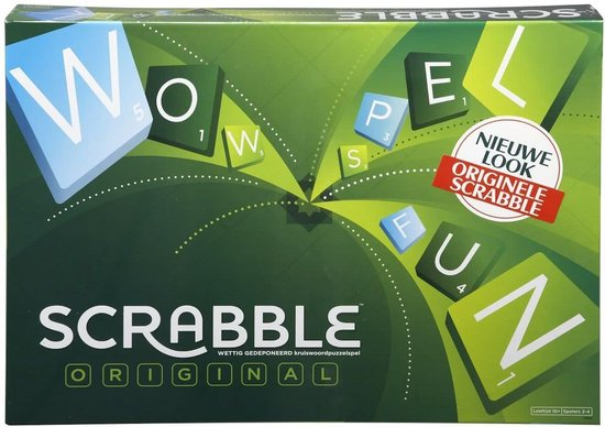 Scrabble Original - Bordspel
