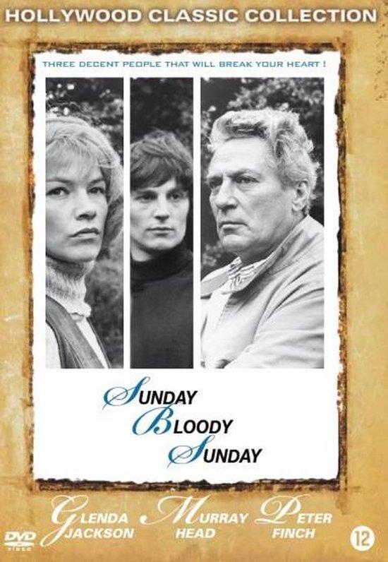 Cover van de film 'Sunday Bloddy Sunday'