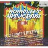 Various Artists – Kompleet Uit Je Dak! (2 CD's)