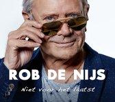 CD cover van Niet Voor Het Laatst van Rob De Nijs
