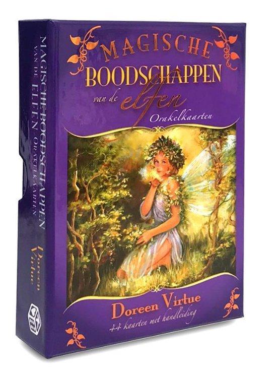 Magische boodschappen van de elfen - Doreen Virtue |