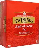 Twinings English breakfast tag 100 stuks