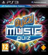 Buzz: The Ultimate Music Quiz + 4 Buzzers