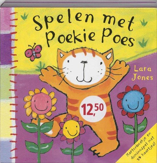 Spelen met Poekie poes - Lara Jones |