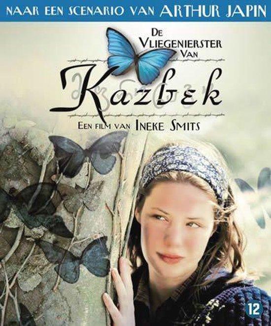 Cover van de film 'Vliegenierster Van Kazbek'