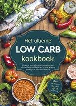 Boek cover Het ultieme low carb kookboek van Jane Faerber (Hardcover)