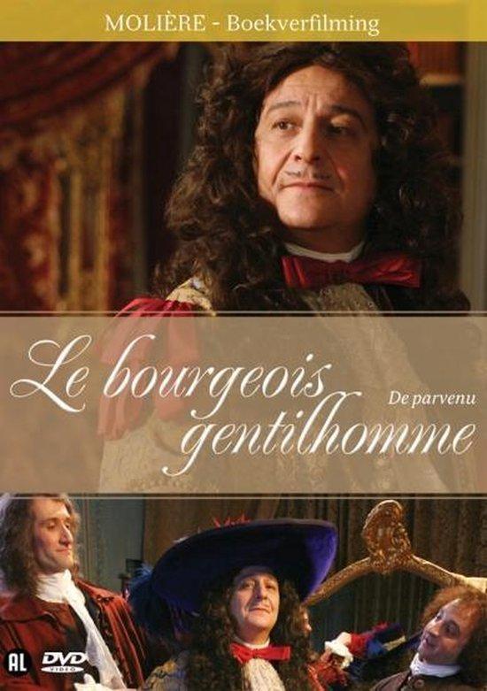 Cover van de film 'Le Bourgeois Gentilhomme'