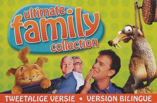 Cover van de film 'Ultimate Family Collection'