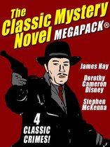 Omslag The Classic Mystery Novel MEGAPACK®