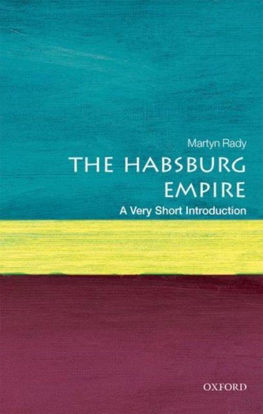 Boek cover The Habsburg Empire van Martyn Rady (Paperback)