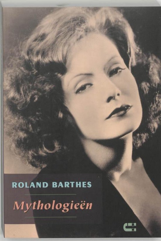 Mythologieen - Roland Barthes | Fthsonline.com