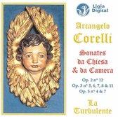 Corelli: Sonates Da Chiesa E Da Camera, Vol.1