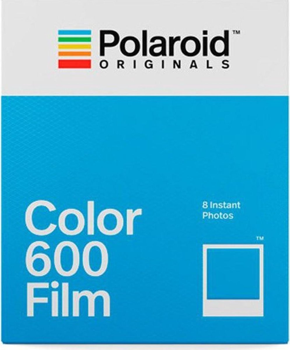 Polaroid Color 600 Film - 1x8 stuks