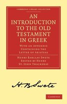 Boek cover Cambridge Library Collection - Biblical Studies van Henry Barclay Swete