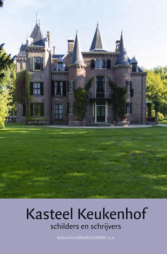 Boek cover Jaarboek kasteel Keukenhof 7 -   Schilders en schrijvers van  (Hardcover)