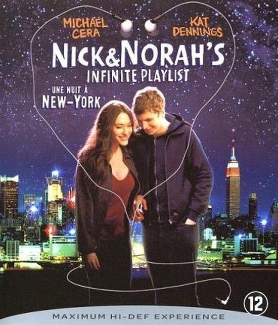 Cover van de film 'Nick & Norah's Infinite Playlist'
