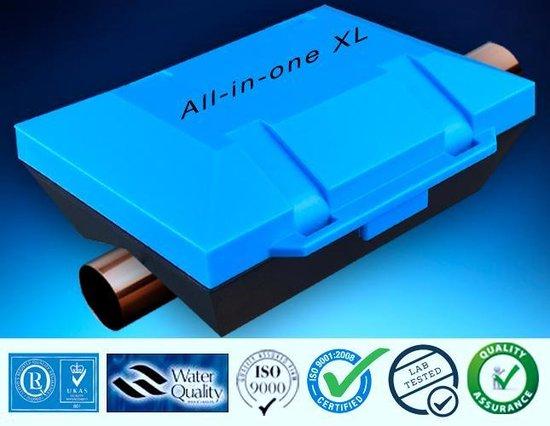Waterontharder All-in-one XL | Magneet ontharder | Waterontkalker | Waterverzachter| Waterleiding Waterontharder | Waterfilter | > 20.000 Gauss