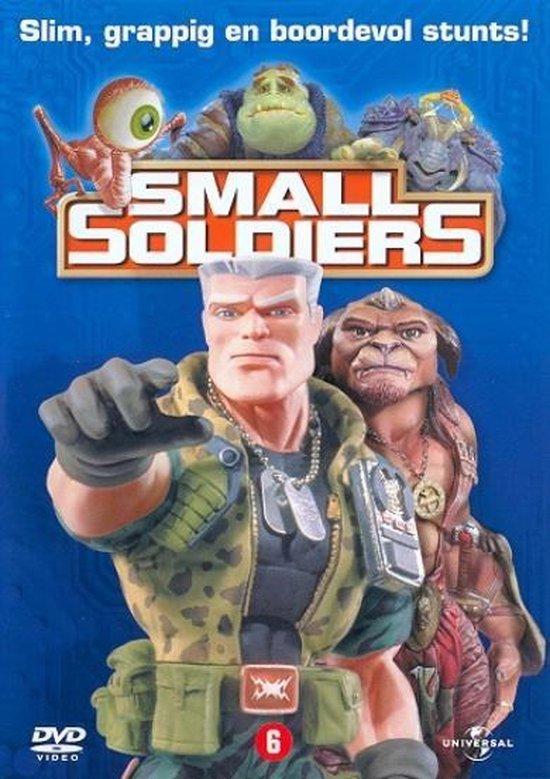 Cover van de film 'Small Soldiers'
