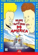Beavis & Butt-head: Do America (D)