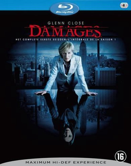 Cover van de film 'Damages'
