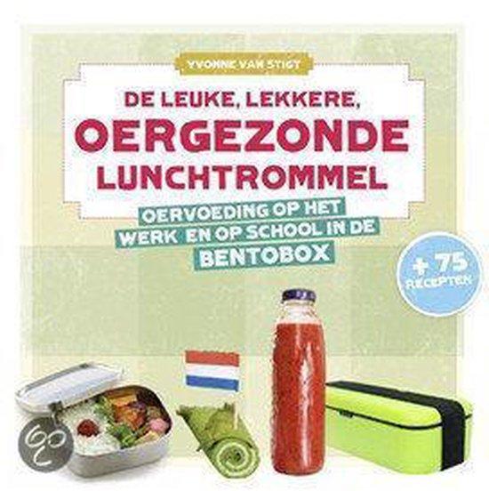 De leuke, lekkere, oergezonde lunchtrommel