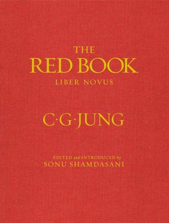 Boek cover The Red Book van C. G. Jung (Hardcover)