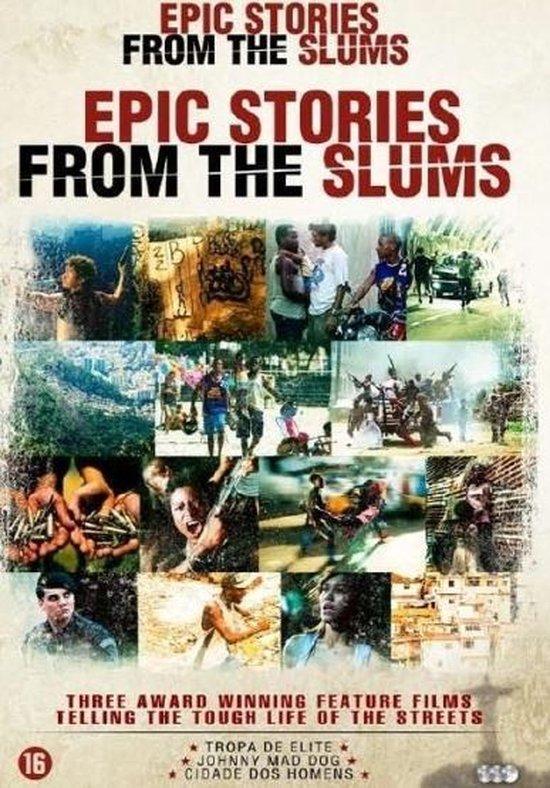 Cover van de film 'Epic Stories Of The Slums'