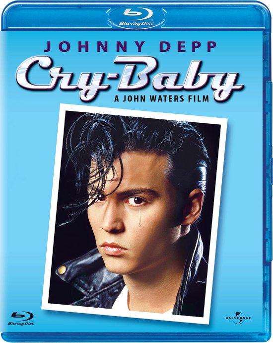 Cover van de film 'Cry-Baby'