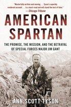 Omslag American Spartan