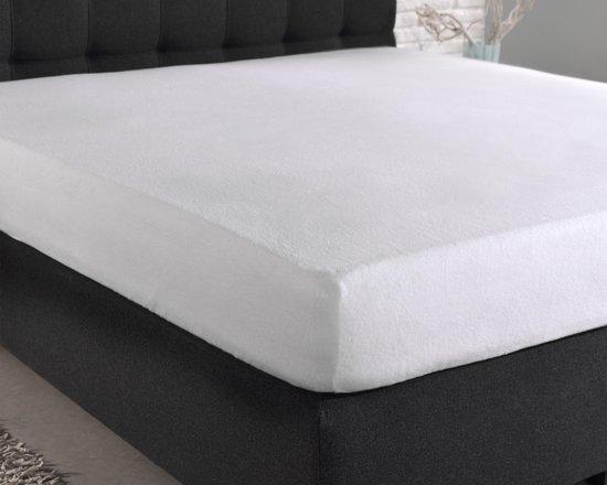 Sleeptime Hotel Molton - Hoeslaken - 140 x 200 - Wit