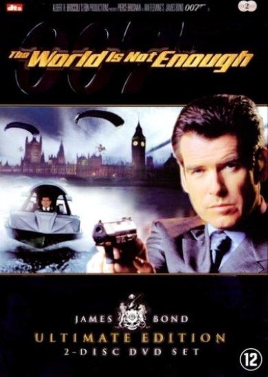 Cover van de film 'James Bond - World Is Not Enough'