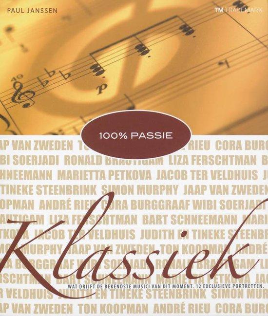 Cover van het boek '100 % Passie: Klassiek'