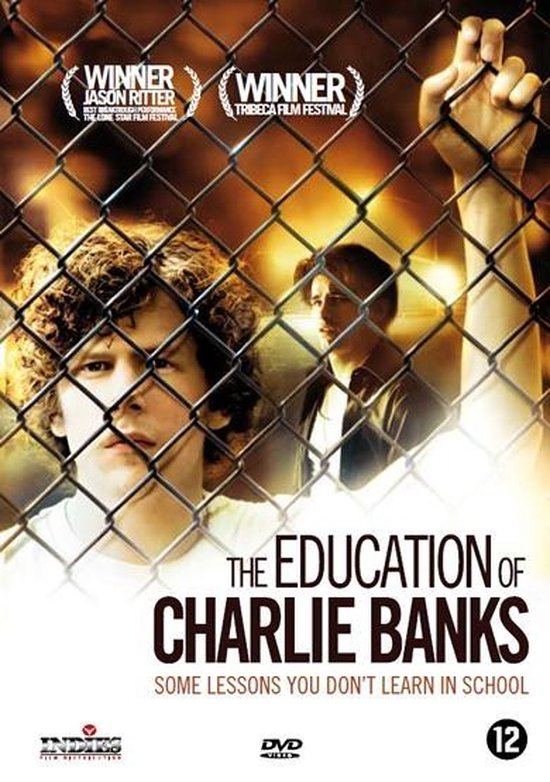 Cover van de film 'The Education Of Charlie Banks'