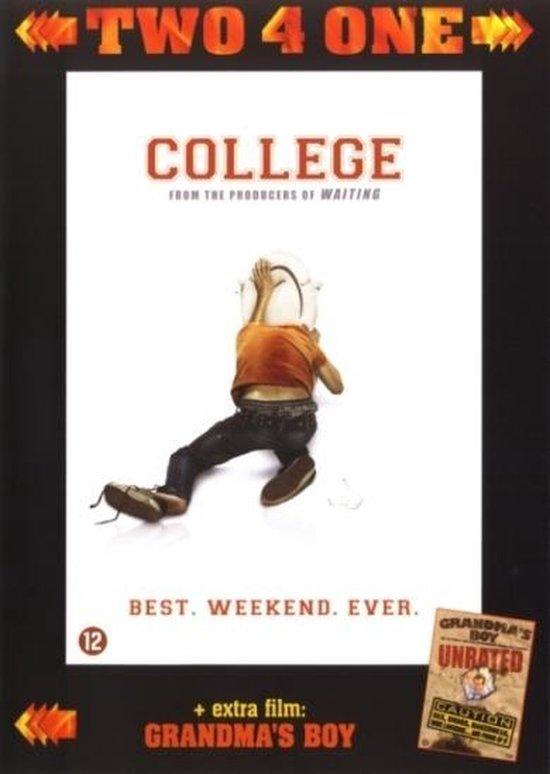 Cover van de film 'College & Grandma's Boy'