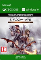 Middle-Earth: Shadow of War - Definitive Edition - Xbox One/ Windows 10 Download